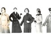 Modefotografier från 50 - talet