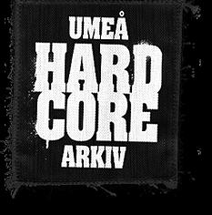 Logga Umeå hardcore arkiv. Länk