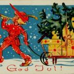 Julöppet med Cuno