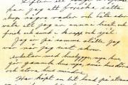 Emigranters brev, Ur  Skellefteå museums arkiv