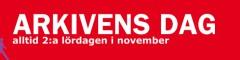Arkivens Dag 2017