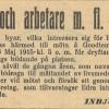 Byskekväll på Forskarrum den 8/11!