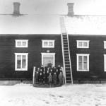 Arbetsstugor i Västerbotten