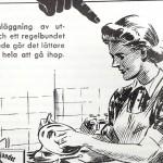 Föredrag om hemmets kvinna