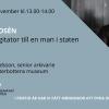 Torsdagsföredrag 28/11